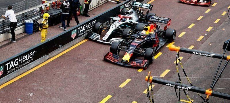 Mercedes revela el error que provoco la colision entres Bottas y Verstappen