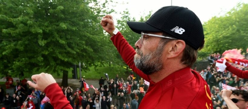 El Liverpool quiere blindar a Jurgen Klopp