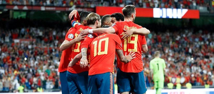 Espana vs Suecia