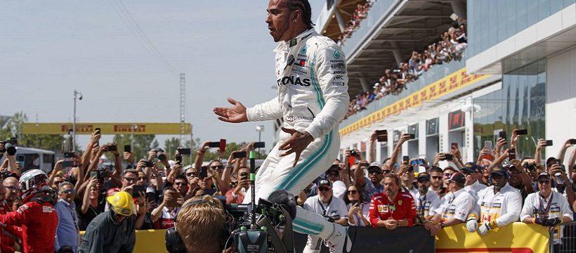 Hamilton Sancion Vettel