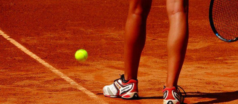 Retirada de un tenista en las apuestas