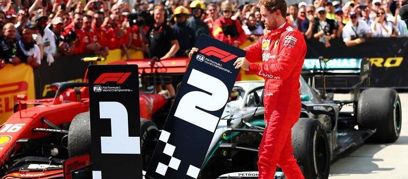 Vettel sancion Canada