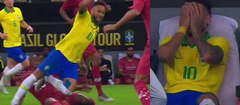 neymar se pierde la copa america por lesion