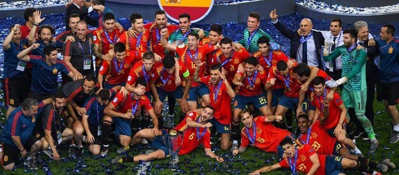Espana gana la Eurocopa sub-21