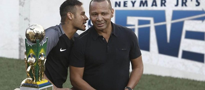 Padre de Neymar Juventus