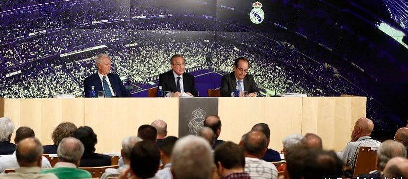 Florentino reunion informativa