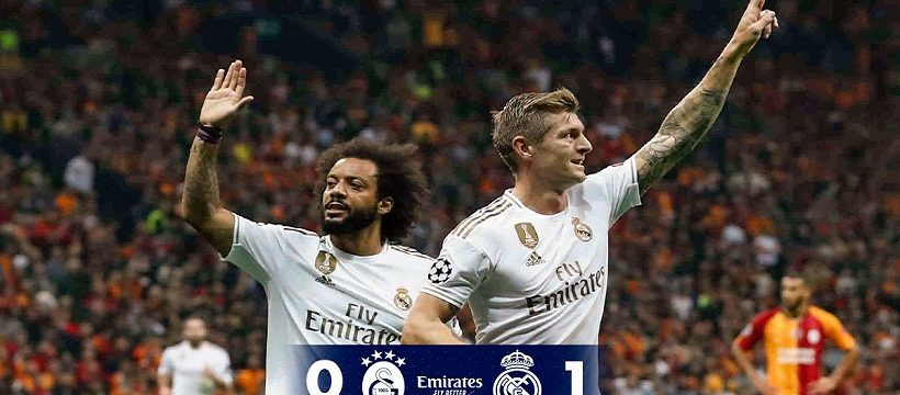 Galatasaray - Real Madrid 0-1