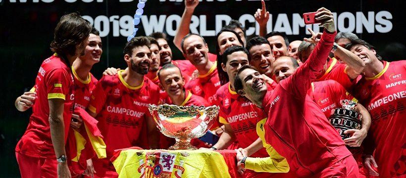 Espana copa davis