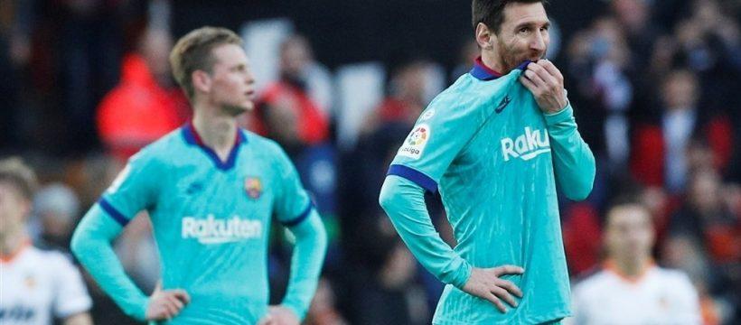 El Barça no acaba de pillar esquema del nuevo técnico