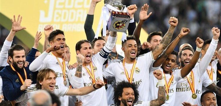 Los blancos se llevaron la Supercopa en los penaltis (4-1)