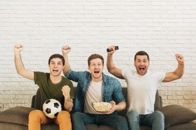 Alternativas para ver fútbol sin cortes