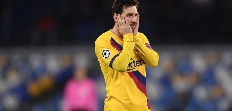 Messi no tuvo su día en casa de Maradona