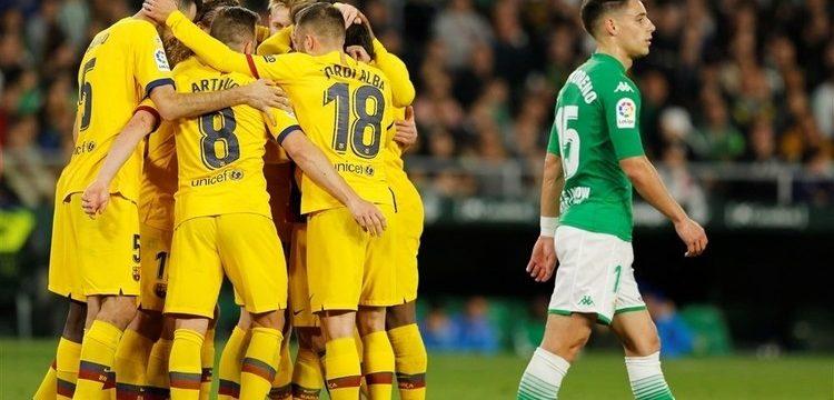 Los de Setién se mantienen a tres puntos del líder: el Real Madrid