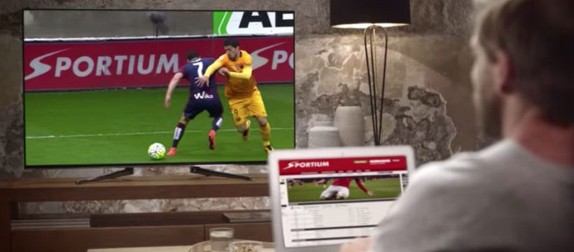 publicidad de sitios de apuestas en el futbol