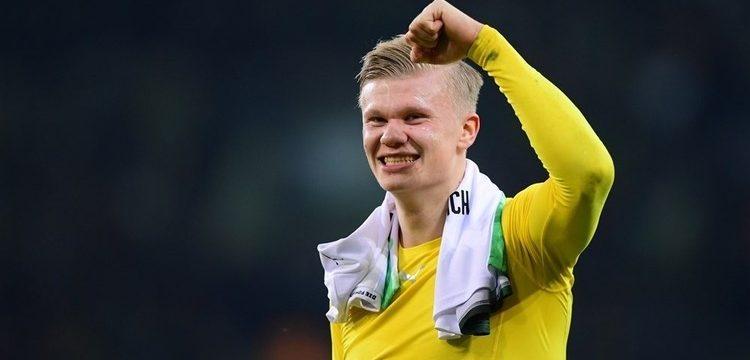 El delantero noruego ha despertado el interés de los grandes clubes europeos