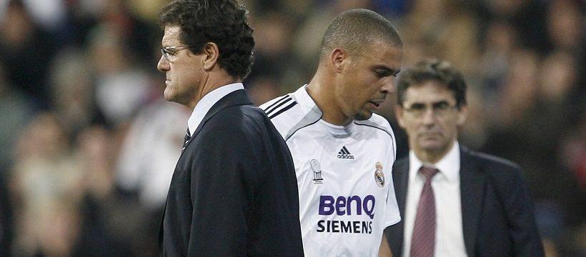 Capello Ronaldo