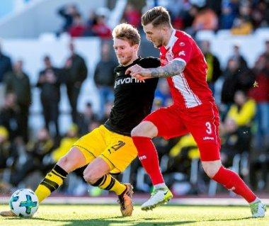 Fortuna Düsseldorf VS Dortmund
