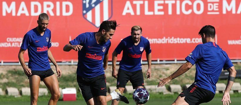 Atletico de Madrid Covid
