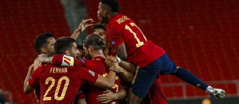 Alemania 1 Espana 1