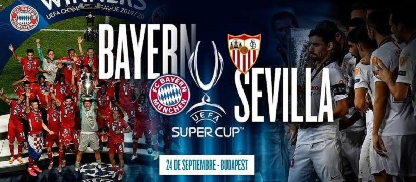 Supercopa de Europa 2020