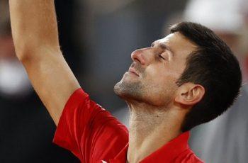 Novak Djokovic Numero 1 ATP 2020