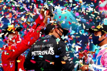 Hamilton 7 titulos