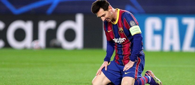 El Barça se unde ante la Juve