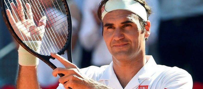 Roger Federer Lesion