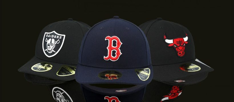 gorras de tu equipo favorito en hatstore