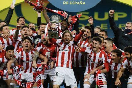 Athletic de Bilbao Campeon Supercopa