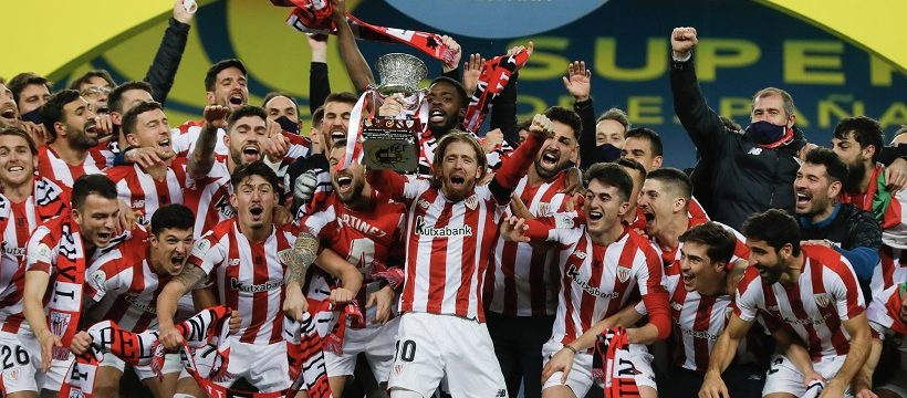 Athletic de Bilbao Campeon Supercopa